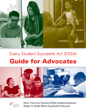 Cover image for ESSA Guide for Advocates